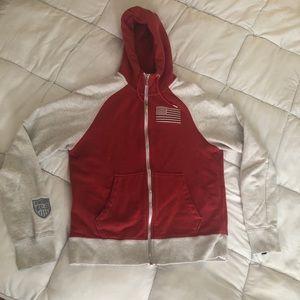 Nike US soccer hoodie